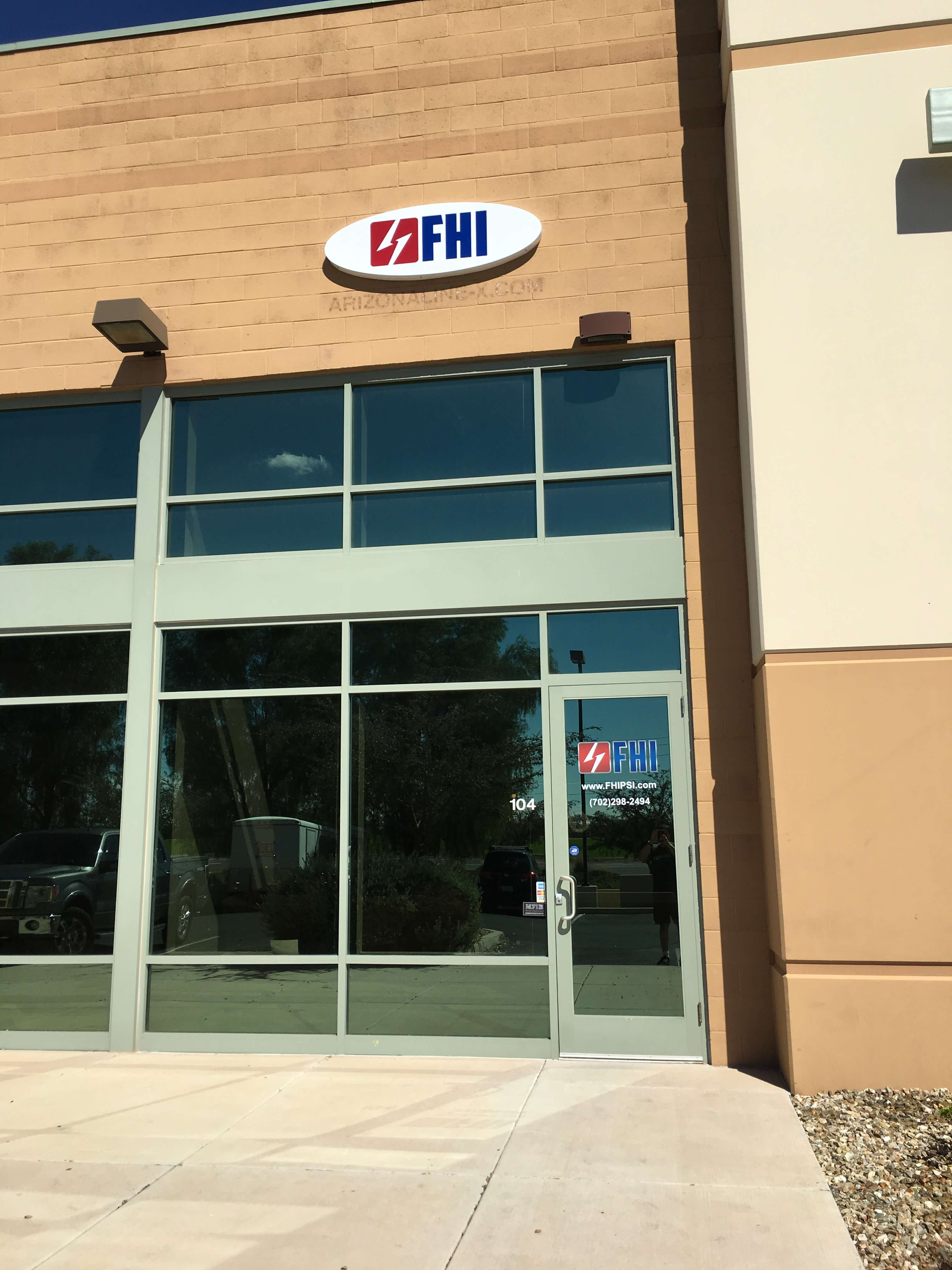 About FHI Plant Services, Inc.